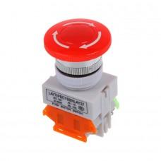 Кнопка управления SB-49 «Грибок» с фиксацией
