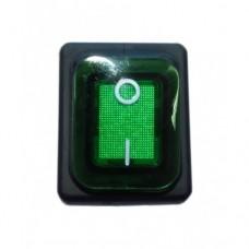 Переключатель зелёный